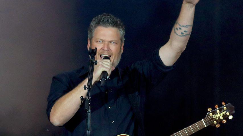 Blake Shelton, Sänger