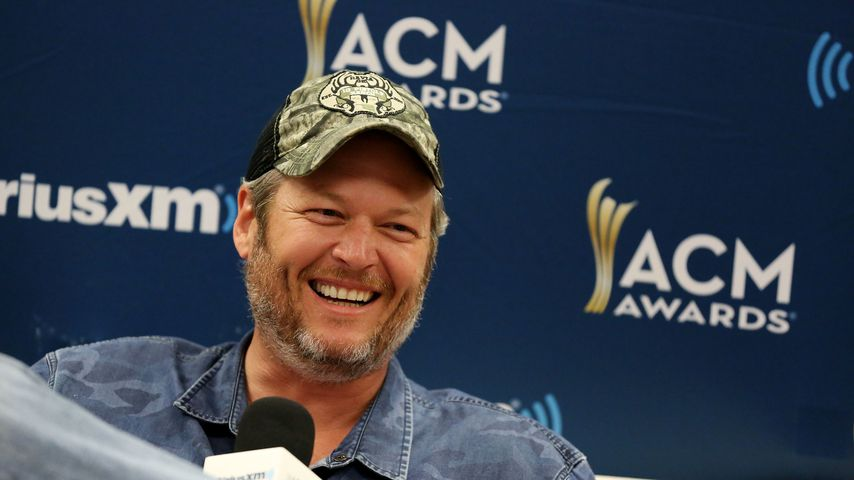 Blake Shelton bei den Academy of Country Music Awards