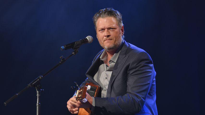 Blake Shelton bei den Nashville Songwriter Awards