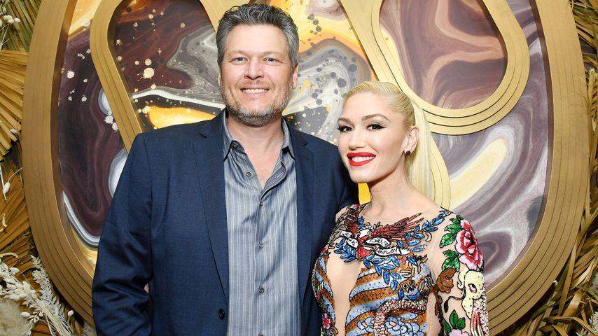 Liebes-News: Gwen Stefani und Blake Shelton sind verlobt!