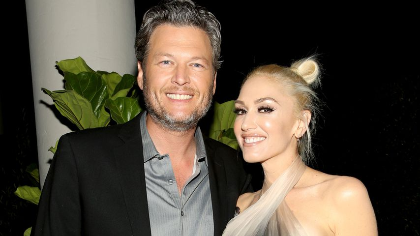 Blake Shelton und Gwen Stefani bei Glamour Women of the Year 2016