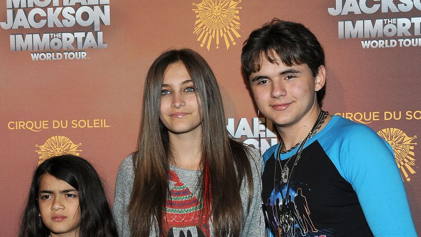Anders als Michael: Prince Jackson will zur Uni!