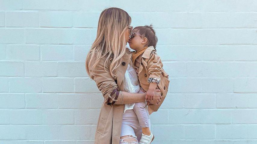 """""""My Twinnie"""": YouTuberin Kisu teilt süßes Bild mit Tochter"""