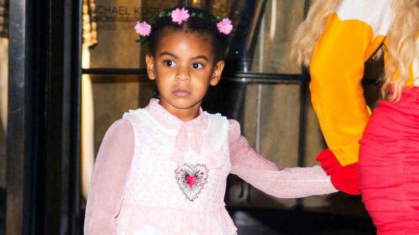 Eigener Butler mit 5: Beyoncés Tochter lässt sich bedienen!