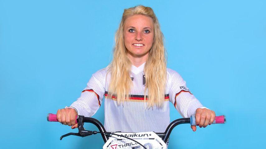 BMX-Fahrerin Nadja Pries