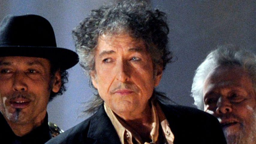 Bob Dylan bei den Grammy Awards, 2011