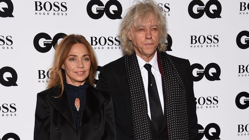 Hochzeit am Strand: Bob Geldof hat seine Jeanne geheiratet