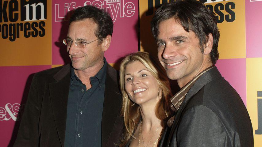 Bob Saget, Lori Loughlin und John Stamos, 2006