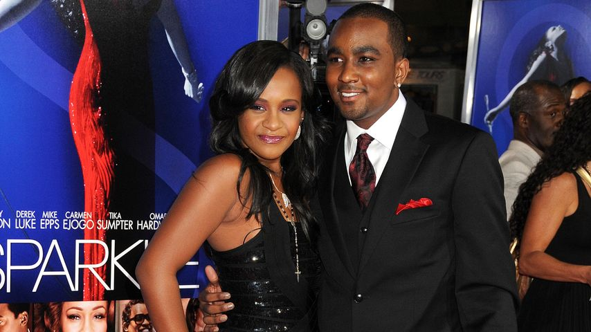 Bobbi Kristina mit Nick Gordon