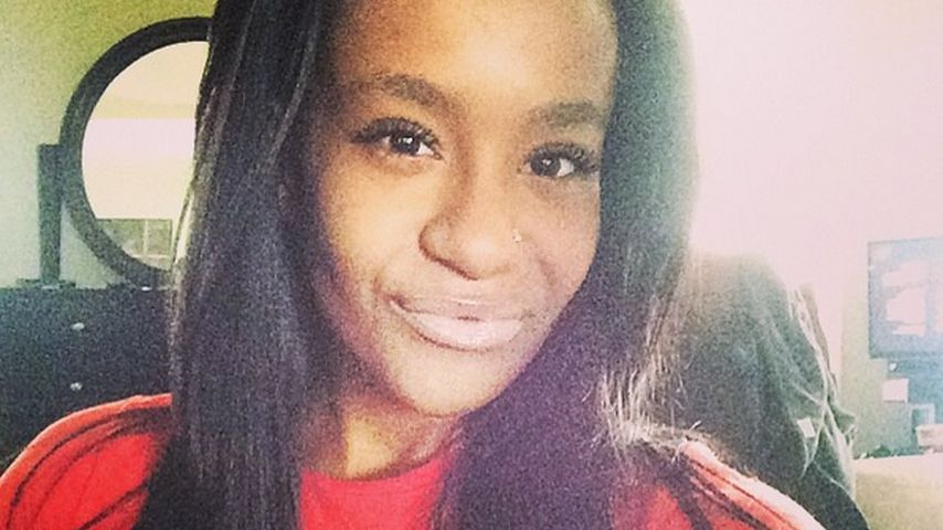 "Rührend: Bobbi Kristina (✝22) schrieb ""Miss you mommy"""