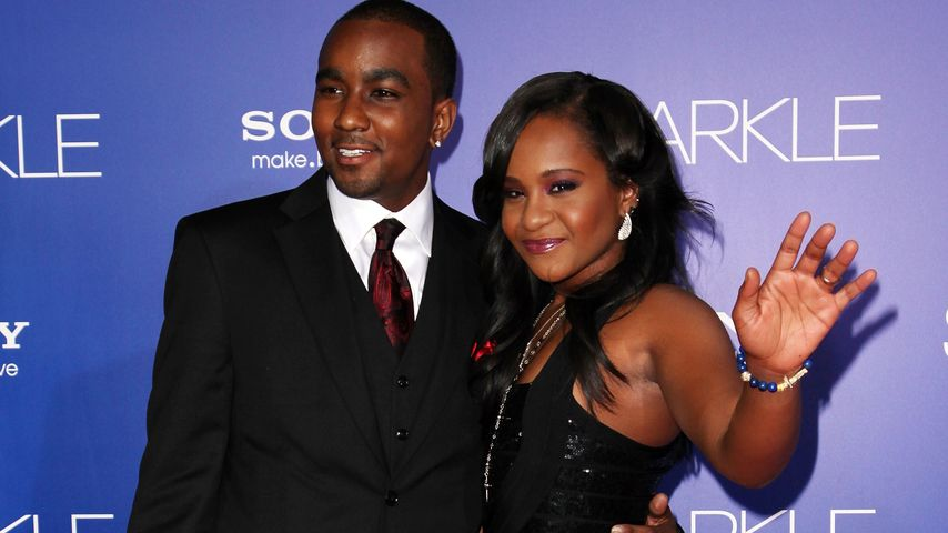 Nick Gordon und Bobbi Kristina