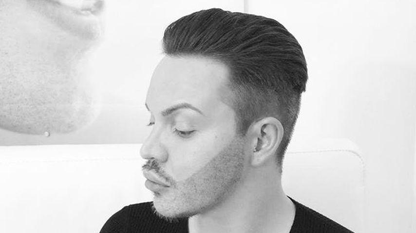 Er wollte Stoppeln haben: UK-Star wagt Bart-Transplantation