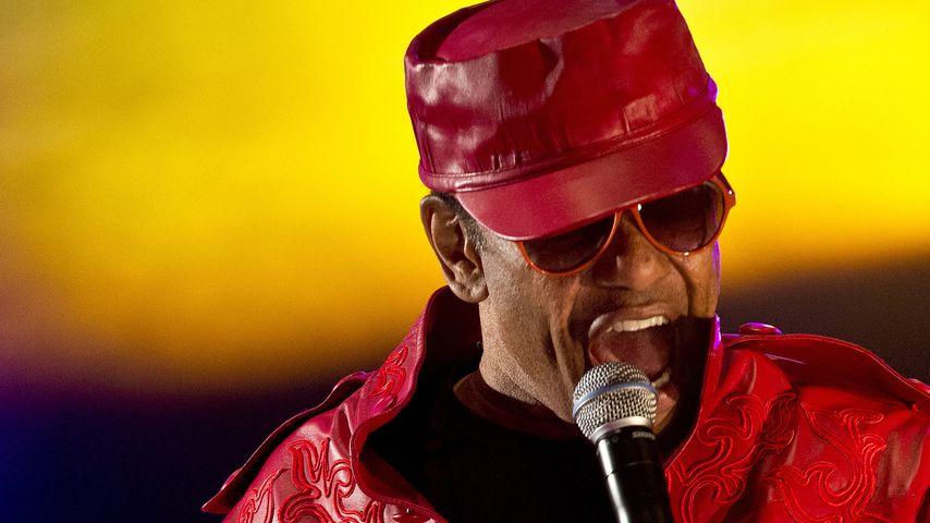 Stars trauern um Soul-Legende Bobby Womack (✝70)
