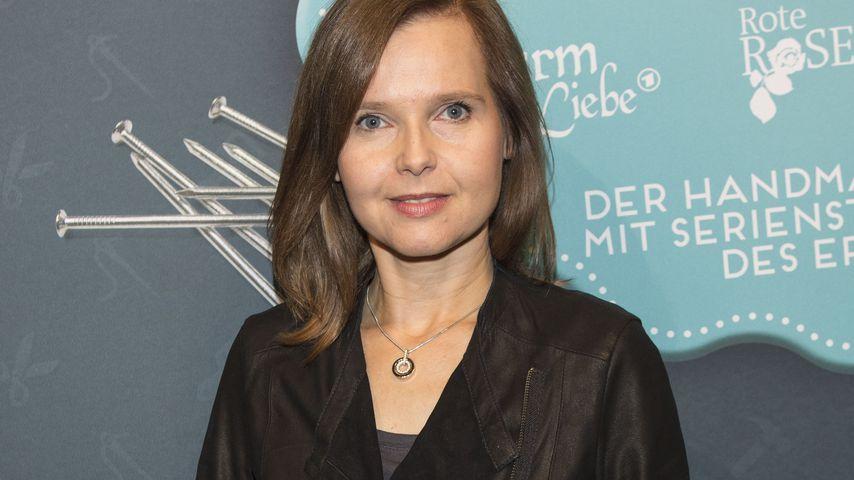"""Bojana Golenac bei einem """"Sturm der Liebe""""-Fantreffen in Hamburg"""