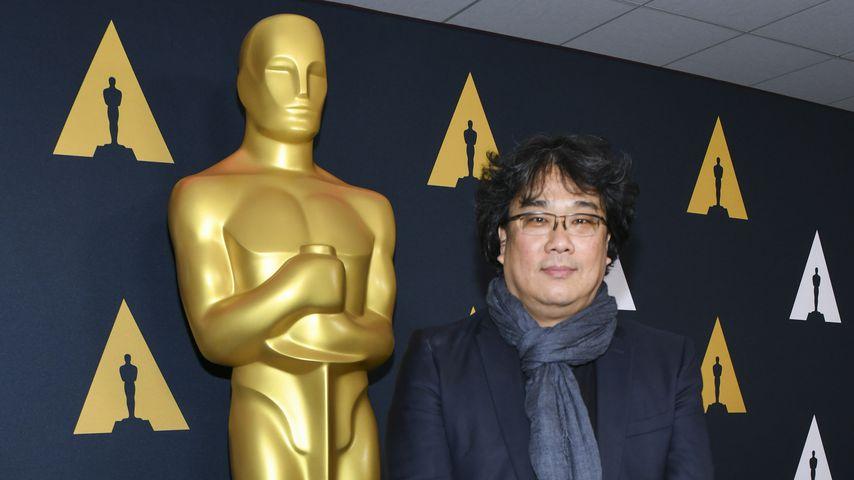 Bong Joon-ho bei der Oscar-Woche in Beverly Hills im Februar 2020