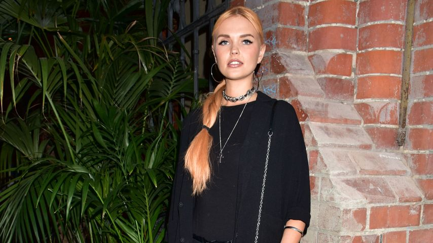 Bonnie Strange beim ASOS Magazin Launch in Berlin Mitte