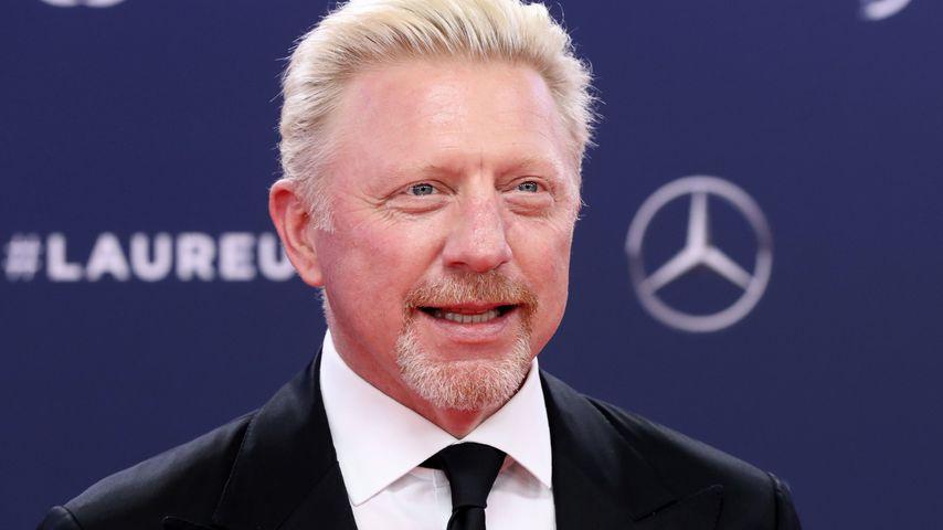 """Boris Becker macht jetzt Mode für den """"selbstbewussten Mann"""""""
