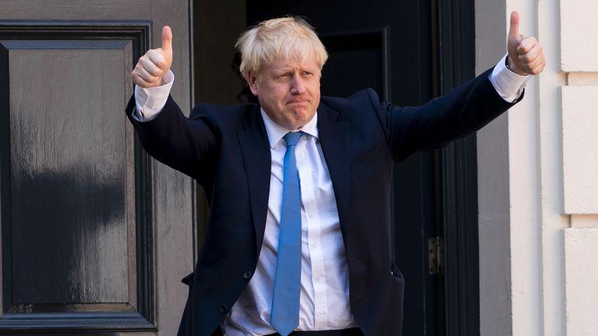 Boris Johnson, britischer Politiker