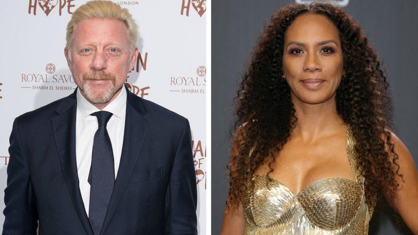 """""""Freunde"""": So gut versteht sich Boris Becker mit Ex Barbara"""