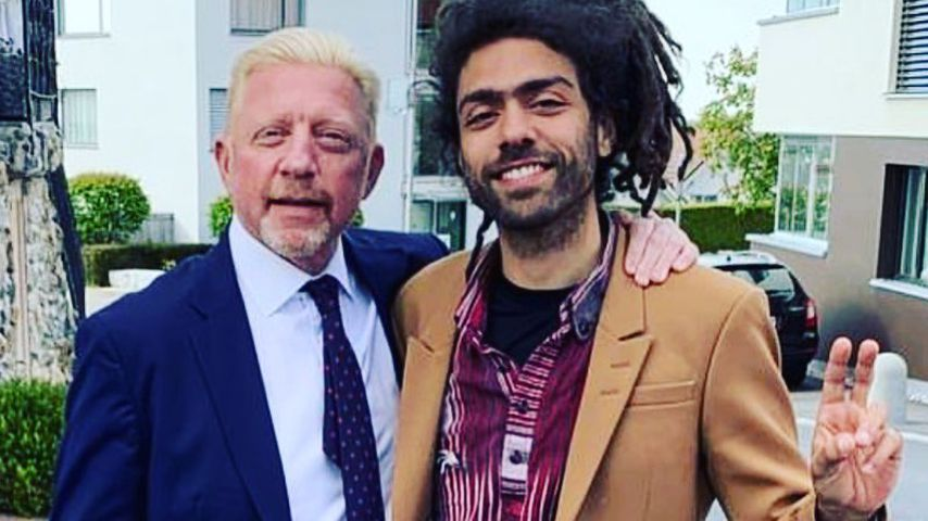 Boris und Noah Becker