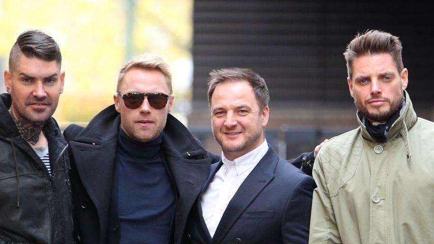 """Boyzone: """"Stephen Gately ist immer bei uns"""""""