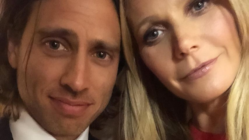 Brad Falchuk und Gwyneth Paltrow am Valentinstag