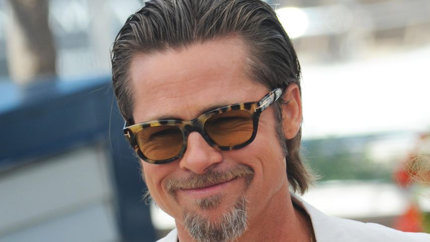 Brad Pitt bei den 64. Internationalen Filmfestspielen von Cannes