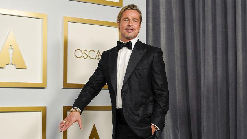 Brad Pitt, US-amerikanischer Schauspieler