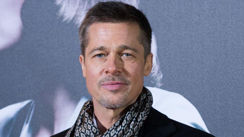 """Brad Pitt bei der Premiere des Films """"Allied"""" in Madrid"""