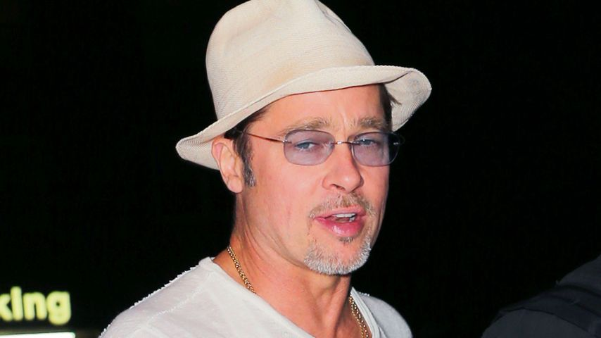 Brad Pitt im Juli 2016