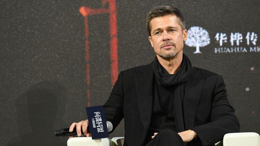 Verstoßener Brad Pitt: Thanksgiving ohne Kids im Luxushotel