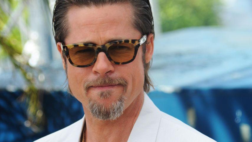 Seine Familie geht vor! Neues Statement von Brad Pitt