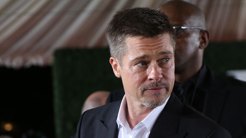 Brad Pitt im November 2016 bei einem Fan-Event in Los Angeles