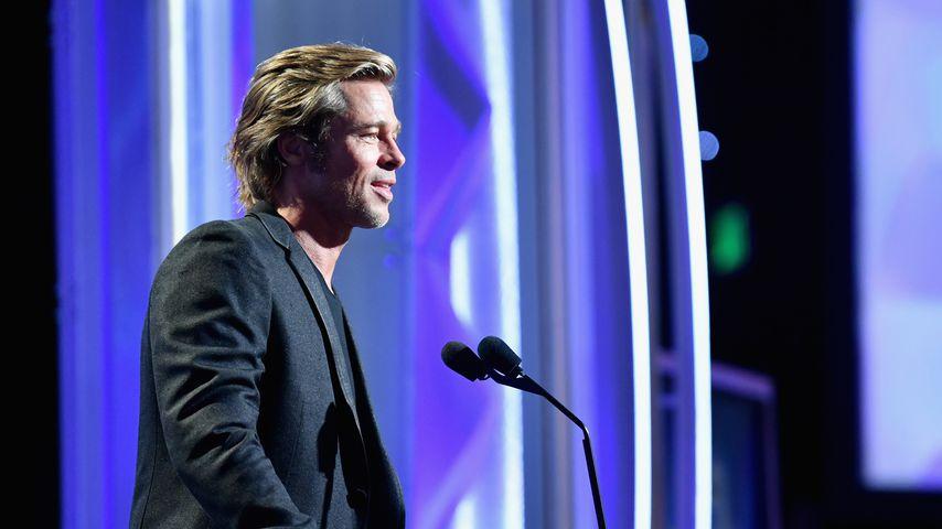 Schauspieler Brad Pitt bei den Hollywood Film Awards in Beverly Hills