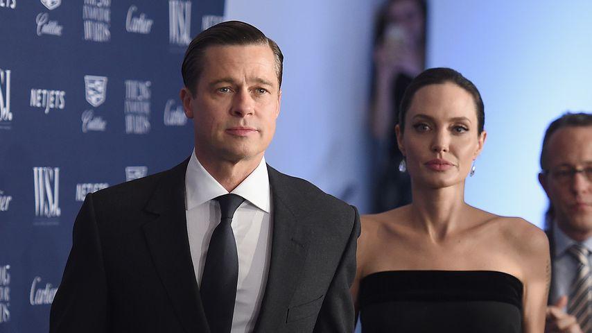 Enthüllungs-Interview: Brad Pitt holte sich Angelinas Segen