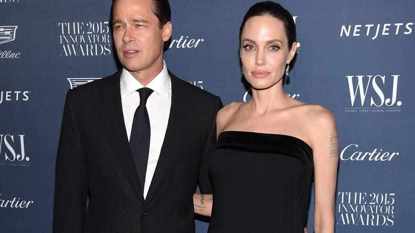 Wegen Ex Brad Pitt: Angelina Jolie darf nicht auswandern!