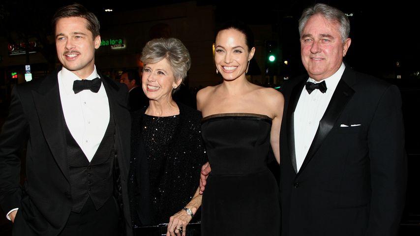 Brangelina-Scheidung: Brad Pitts Eltern sind erschüttert!