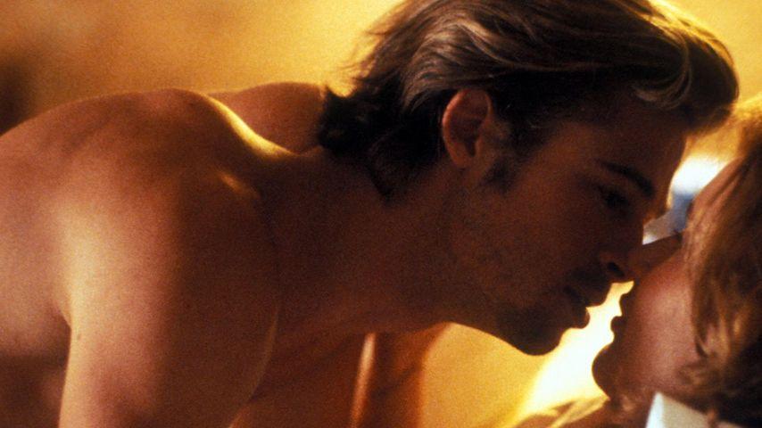 Brad Pitt: Mini-Gage als blutiger Anfänger