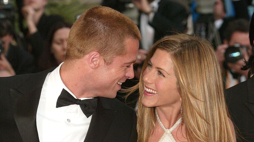 Brad Pitt und Jennifer Aniston in Cannes