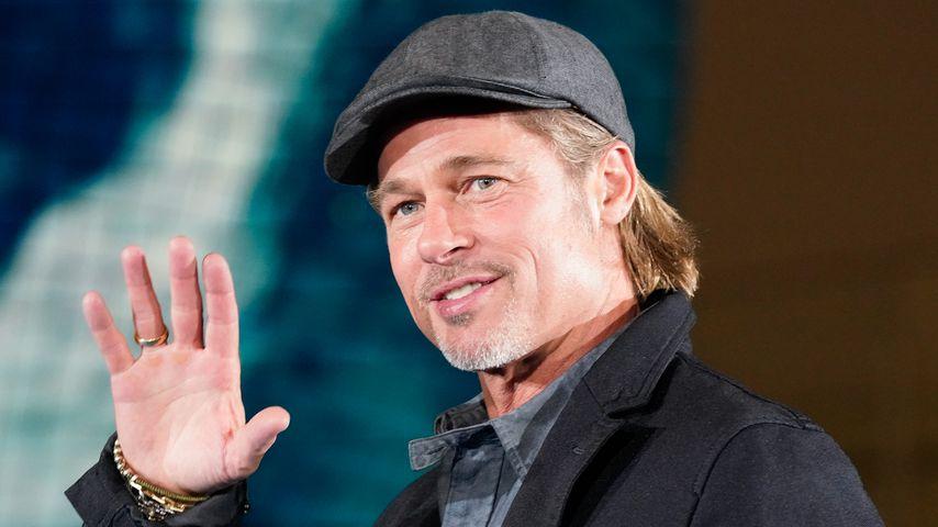 Brad Pitt im September 2019