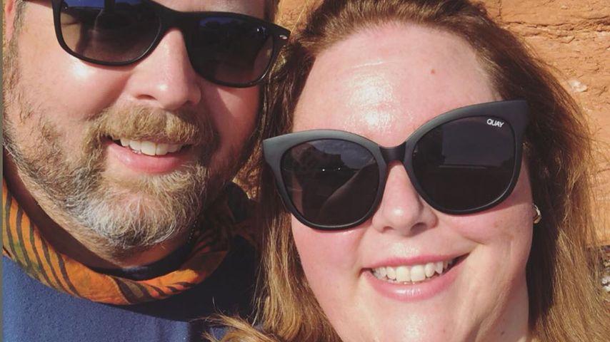 Bradley Collins und Chrissy Metz im Oktober 2020
