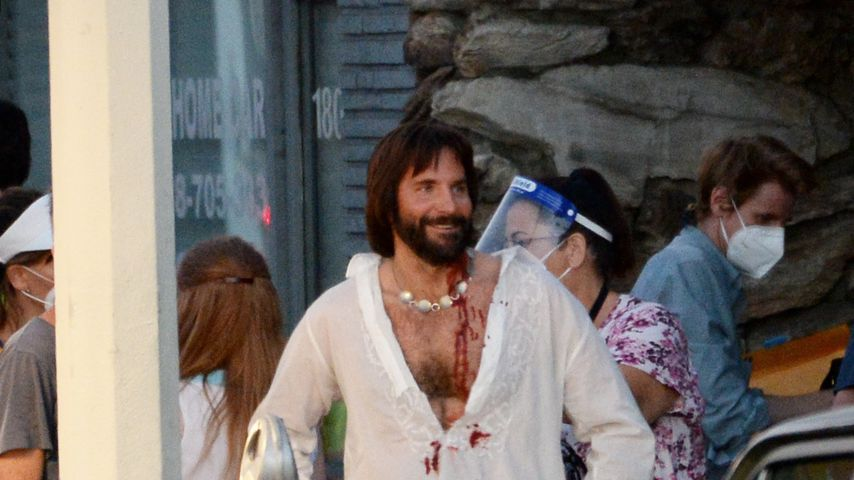 Bradley Cooper in Encino, August 2020