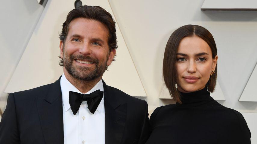 Bradley Cooper und Irina Shayk im Februar 2019 bei den Oscars