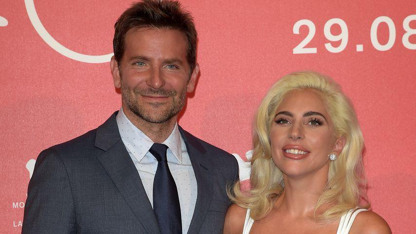 Bradley Cooper und Lady Gaga in Venedig