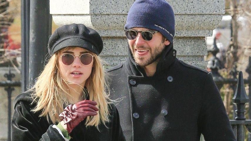 Fotos: Bradley Cooper unterwegs mit neuer Freundin