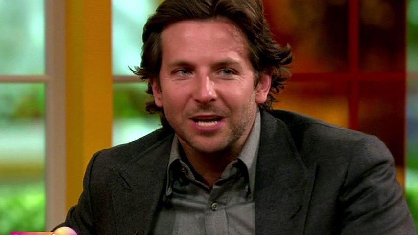 Bradley Cooper kann Französisch nur mit Fusel