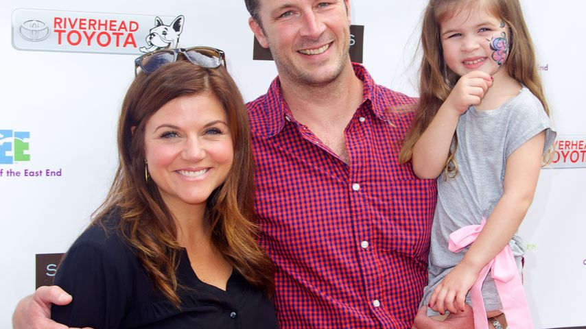 Tiffani-Amber Thiessen und Brady Smith