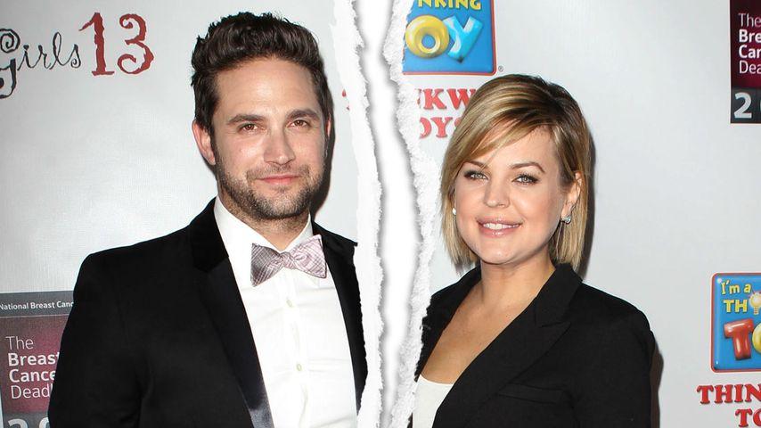 Ehe-Aus: Soap-Stars Brandon Barash & Kirsten Storms getrennt