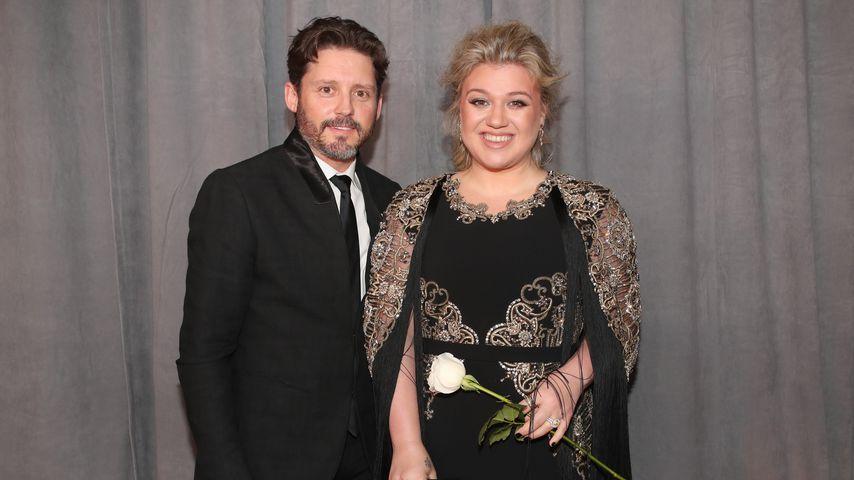 Award gewonnen: Kelly Clarkson dankt Noch-Ehemann Brandon