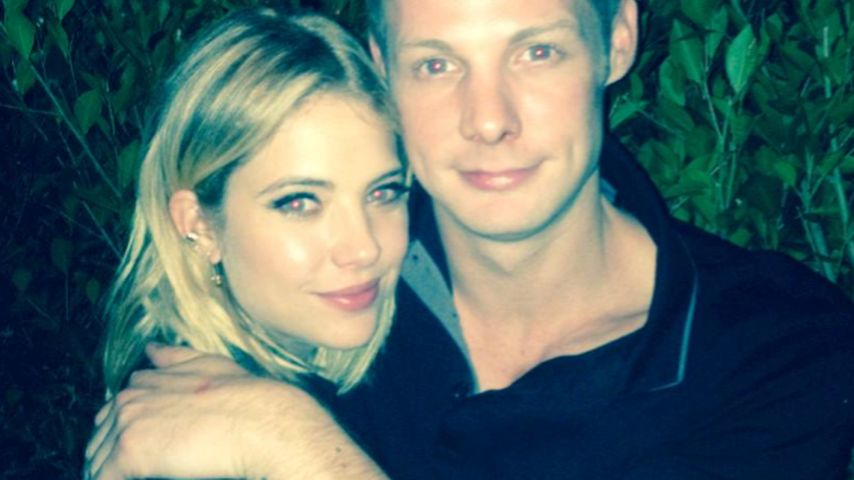 Ashley Benson und Brandon Jones